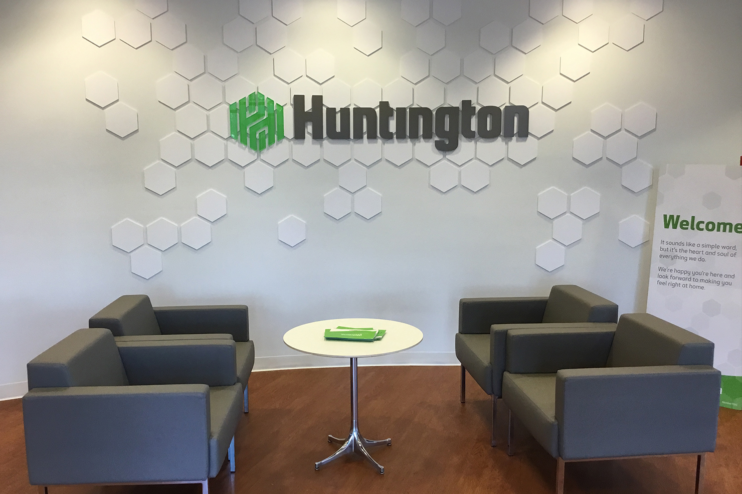 Banks and Financial Institutions - Huntington bank