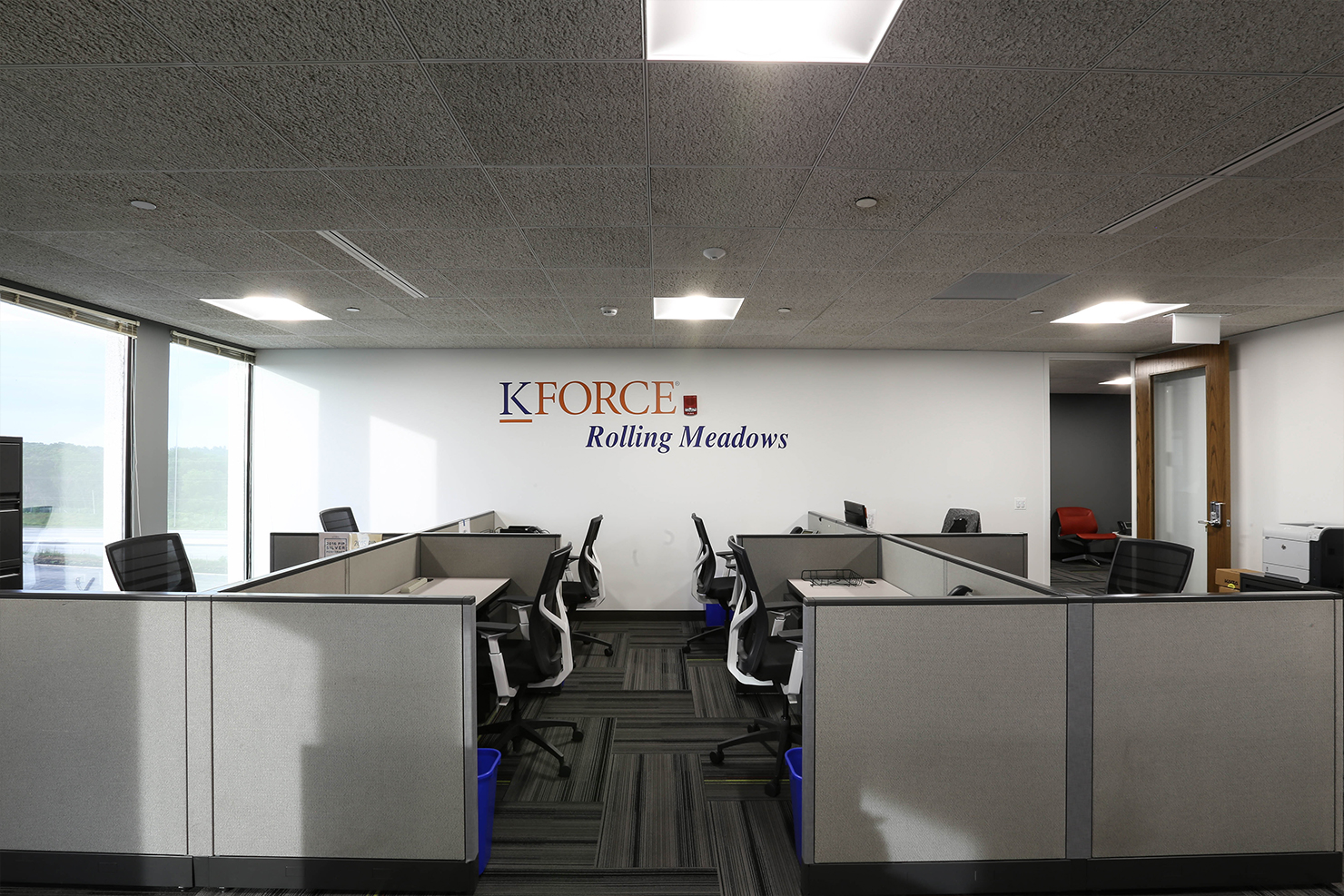 Tenant Interiors  - KForce